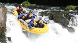 River Rafting Desktop Wallpaper Free