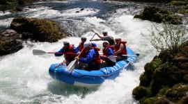 River Rafting Desktop Wallpaper HD