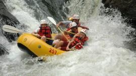 River Rafting Desktop Wallpaper HQ