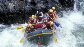 River Rafting Wallpaper 1080p