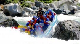 River Rafting Wallpaper Download