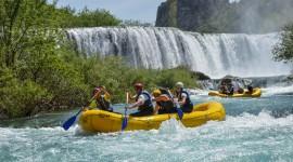 River Rafting Wallpaper For Desktop