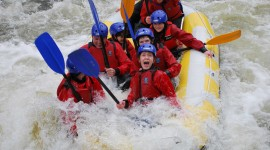 River Rafting Wallpaper For PC
