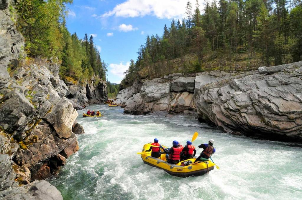 River Rafting wallpapers HD
