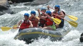 River Rafting Wallpaper HQ