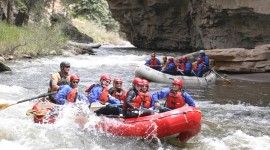 River Rafting Wallpaper High Definition
