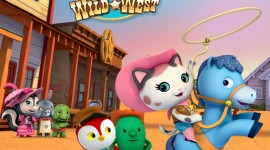Sheriff Callie's Wild West Wallpaper For IPhone