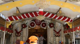 Sikh Temple Wallpaper Background