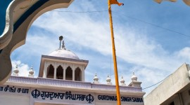 Sikh Temple Wallpaper For IPhone