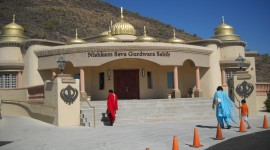 Sikh Temple Wallpaper High Definition