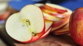Sliced Apple Wallpaper 1080p