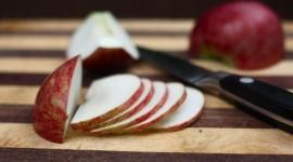 Sliced Apple Wallpaper Gallery