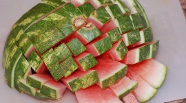 Sliced Watermelon Wallpaper 1080p