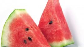 Sliced Watermelon Wallpaper Download