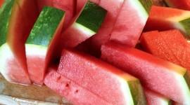 Sliced Watermelon Wallpaper For Desktop