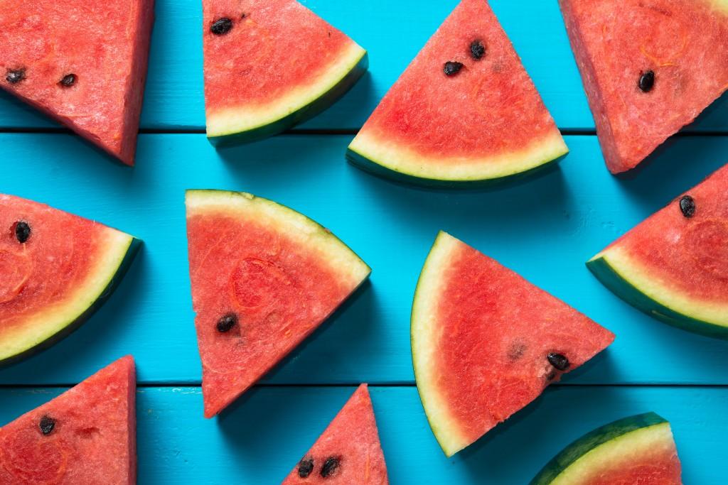 Sliced Watermelon wallpapers HD