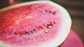 Sliced Watermelon Wallpaper HQ