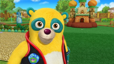 Special Agent Oso wallpapers high quality