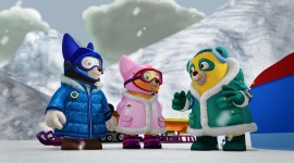 Special Agent Oso Wallpaper Full HD