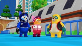 Special Agent Oso Wallpaper Gallery