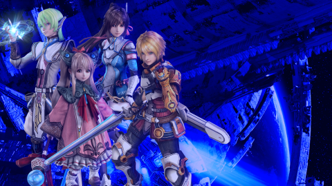 Star Ocean wallpapers high quality