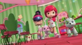 Strawberry Shortcake Wallpaper 1080p