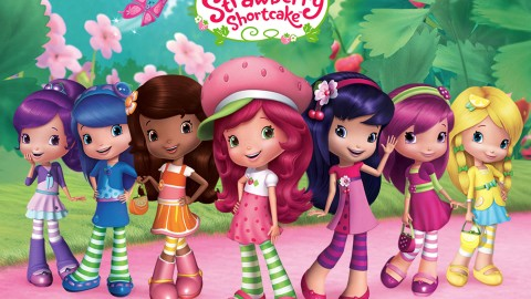Strawberry Shortcake wallpapers high quality