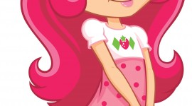 Strawberry Shortcake Wallpaper For IPhone