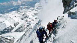 Training Camp For Climbers Wallpaper For Desktop
