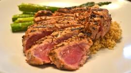 Tuna Steak Best Wallpaper