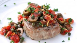 Tuna Steak Wallpaper 1080p