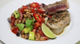 Tuna Steak Wallpaper Download