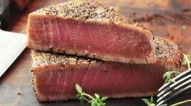 Tuna Steak Wallpaper For Desktop