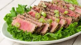 Tuna Steak Wallpaper Full HD