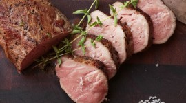 Veal Tenderloin Wallpaper For Desktop
