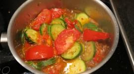 Vegetable Chilli Stew Wallpaper