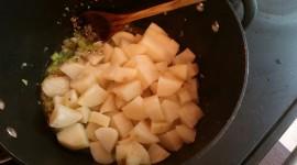Vegetable Chilli Stew Wallpaper For Desktop