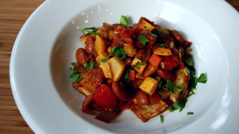 Vegetable Chilli Stew wallpapers high quality
