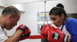Women's Boxing Image