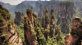 Zhangjiajie National Forest Park Photo