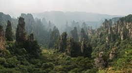 Zhangjiajie National Forest Park Picture