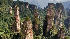 Zhangjiajie National Forest Park Wallpaper HQ