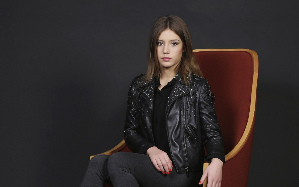 Adele Exarchopoulos wallpapers HD
