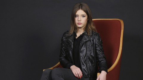 Adele Exarchopoulos wallpapers high quality