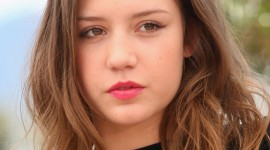 Adele Exarchopoulos Wallpaper For IPhone 7