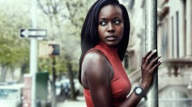 Anna Diop Wallpaper For PC