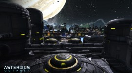Asteroids Outpost Wallpaper Gallery