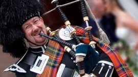 Bagpipes Photo