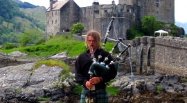 Bagpipes Wallpaper For Android