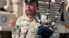 Bagpipes Wallpaper For IPhone
